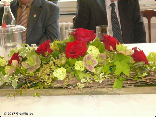 Gruenlilie Mobile Floristik Feiern